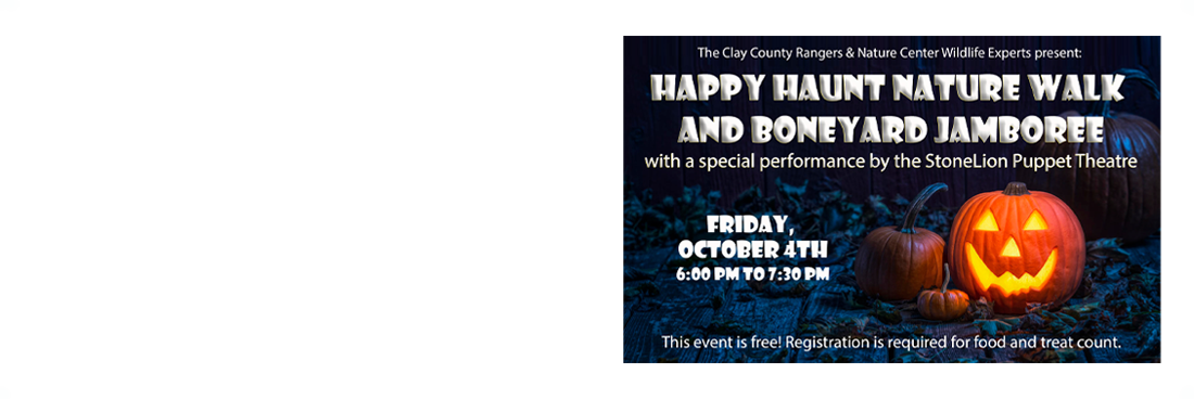 2nd Annual Happy Haunt is Coming!